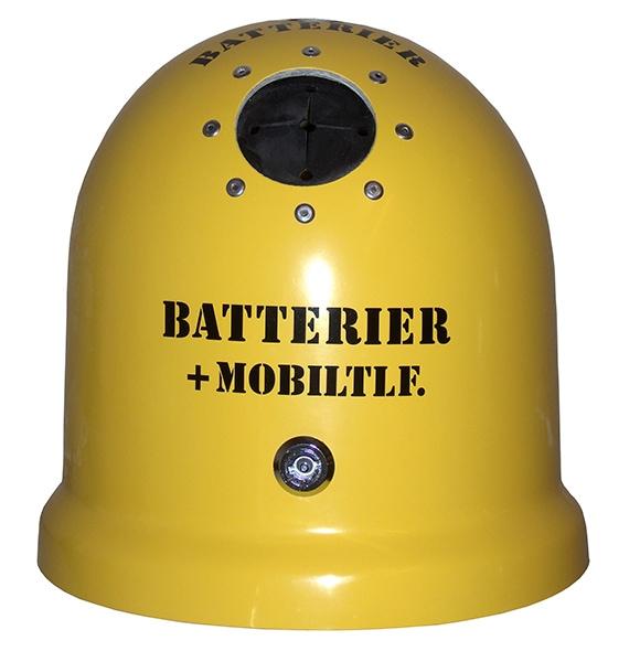 Batteriboks