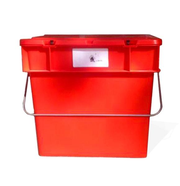 joca miljøfarligt affald miljøkasse 28 liter