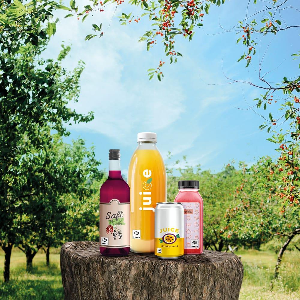 Juice og saft Dansk Retursystem