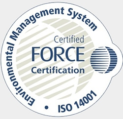 Certified Force Certification ISO 14001